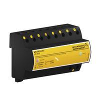 Überspannungsableiter Typ 3 / DIN-Schienen / Niederspannung / für Stromversorgung