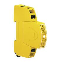 Überspannungsableiter Typ 2 / DIN-Schienen / für Radiofrequenzanwendungen / Fernmeldetechnik