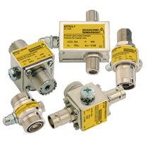 Überspannungsableiter Typ 1 / in Reihe / für Radiofrequenzanwendungen / Fernmeldetechnik