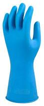 Handschuhe für Labor / verschleißfest / aus Latex / für die Lebensmittelindustrie