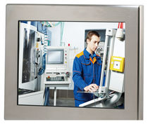 Panel-PC / LCD / Touchscreen / 1024 x 768 / Intel® Atom D525