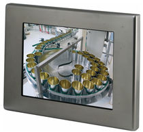 Panel-PC / TFT LCD / Touchscreen / LCD / 1024 x 768