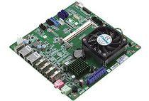 Mini-ITX-Hauptplatine / AMD R-series / AMD / DDR3 SDRAM