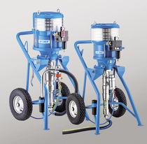 Wasserpumpe / Farb / für Lösungsmittel / für Epoxid