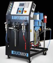 Pneumatische Spritzanlage / Hochdruck / für Schutzbeschichtungen