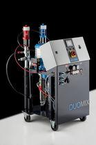 Polyurethan-Spritzanlage / pneumatisch / Airless / Hochdruck