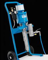 Spritzanlage / Einkomponenten -Farb / Airless