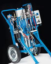 Spritzanlage / 2-Komponenten -Farb / Airless
