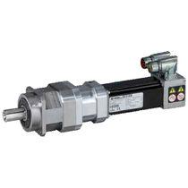 AC-Servogetriebemotor / Koaxial / Planeten / kompakt