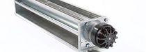 Tangential-Ventilator / Kühlung / Luftumwälz / aus Aluminium