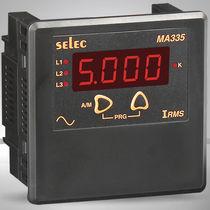 Digitales Amperemeter / AC / plattenmontiert