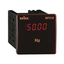 Frequenzmessgerät / digital / Schalttafelmontage / einphasig
