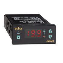 Temperaturregler mit LED-Display / IP65 / Kühlung / für Schalttafeleinbau