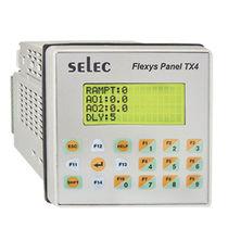 Schalttafelmontage-SPS / mit integriertem E/A / RS485 / modular