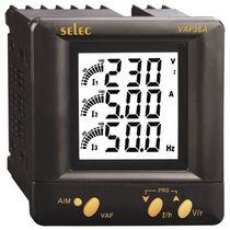 Leistungsmessgerät / Frequenz / Spannung / AC-Stro