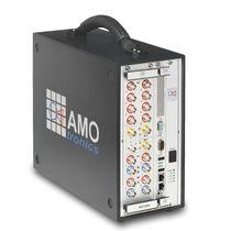 Papierloser Recorder / Transienten / tragbar / für raue Umgebungsbedingungen