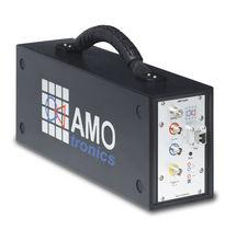 Tragbare-Datenerfassungssystem / für räumlich verteilte Messungen / mit LWL-Übertragungsleitung / für Hochspannungsmessungen