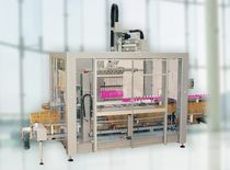 Pick-and-Place-Kartonpacker / automatisch