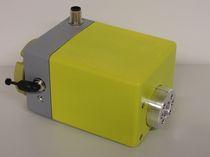 Aktiver Kontaktflansch / Oberflächenhandling / automatisiertes Schleifen / sensitives Handling