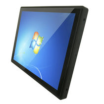 LCD-Monitor / TFT / PCT Touchscreen / mit LED-Rückbeleuchtung