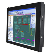 LCD-Monitor / Multitouchscreen / PCT Touchscreen / mit LED-Rückbeleuchtung