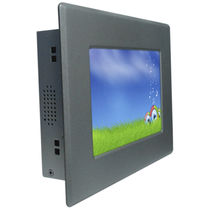 Panel-PC / TFT LCD / mit Touchscreen / 800 x 600 / ohne Lüfter