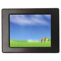 Monitor mit resisitivem Touchscreen / LED / 800 x 600 / einbaufähig