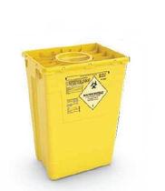 Kunststoffabfallbehälter / für medizinische Abfälle
