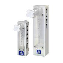 Schwebekörper-Durchflussmesser / für Wasser / für korrosive Flüssigkeiten / robust