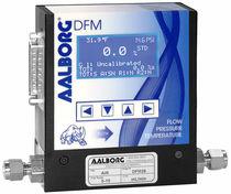Thermischer Durchflussmesser / Massen / für Gas / programmierbar