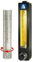 Schwebekörper-Durchflussmesser / für Gas / robust / mit direkter Anzeige