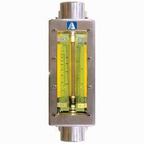 Schwebekörper-Durchflussmesser / für Luft / für Wasser / mit direkter Anzeige