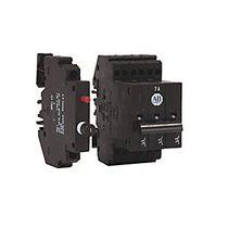 Thermisch-magnetischer Schutzschalter / einpolig / für Überspannungsschutz / für hohe Dichte