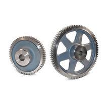 Getriebe / gerade verzahnt / gerade / mit Nockenwelle / Welle