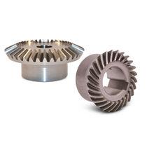 Kegel Getriebe / gerade verzahnt / mit Nockenwelle