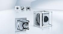 Zentrifugal-Ventilator / Luftumwälz / Hochleistung / EC