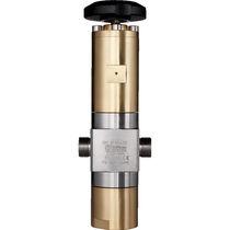 Hochdruck Ventil / Kolben / manuell / für Flüssiggas