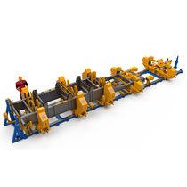 Montagetisch für Sattelschlepper Chassis / modular / Mehrzweck