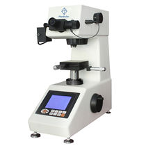Vickers-Härteprüfer / für Labortisch / Mikro / mit Digitalanzeige