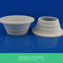 Schmelztiegel für Hochtemperaturanwendungen / Keramik
