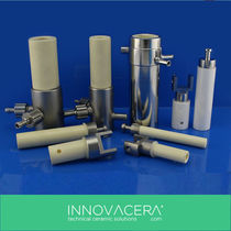 Chemikalienpumpe / elektrisch / Kolben / Keramik