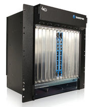 AdvancedTCA-Chassis (Advanced Telecom Computing Architecture) 13U, max. 12 slots | OM9140-40G Kontron America