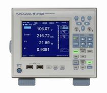 Digital-Leistungsanalysegerät 0.5 - 40 A, 15 - 1 000 V | WT500 Yokogawa Electric Corporation
