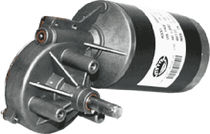 Elektromotor: DC-Schneckengetriebemotor 24 VDC, 70 W | SM6551W Smart Motor Devices