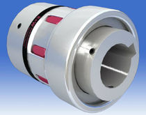 flexible Kupplung: Elastomerkupplung 1 - 200 Nm | ESL series R + W Coupling Technology