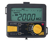 Isolationsprüfgerät max. 1 000 V, 2 mA | MY40 Yokogawa Electric Corporation