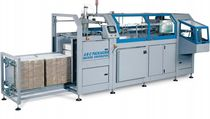 Kartonaufrichter mit Hot-Melt-Klebstoff 20 - 55 p/min | 450 series A-B-C Packaging