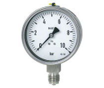 Rohrfedermanometer  Parker Instrumentation Products Division - Europe