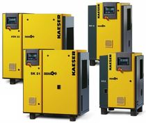 Schrauben-Luftkompressor (stationär) 2.2 - 5.5 kW, 0.26 - 3.5 m³/min, 8 - 15 bar | SK/ASK series KAESER