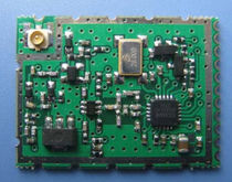 UHF-Funk-Transceivermodul RCT03CC series  Shoulder Electronics
